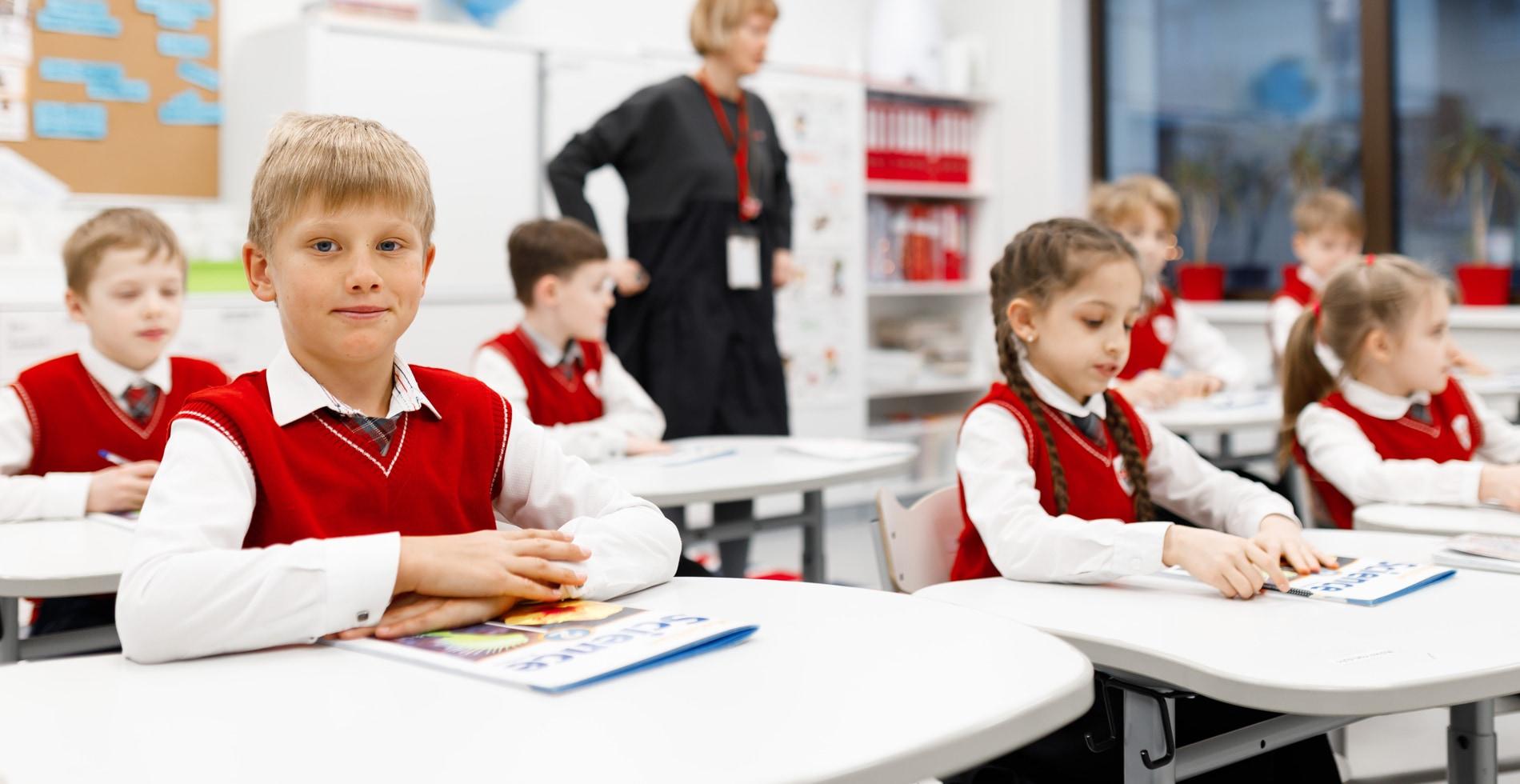 Начальная английская школа ILA Aspect
