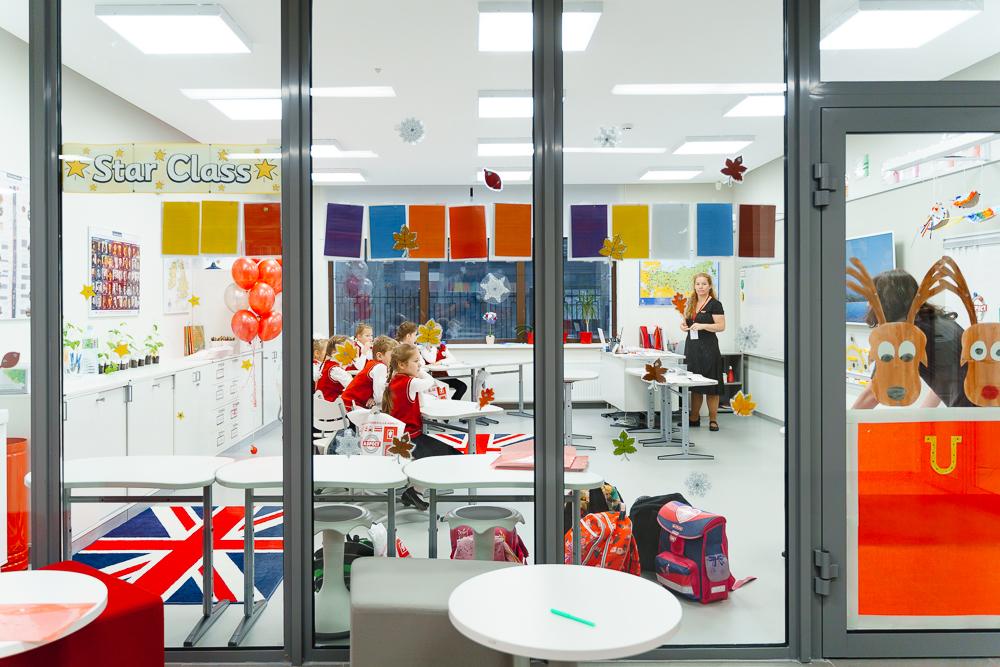 частная английская школа