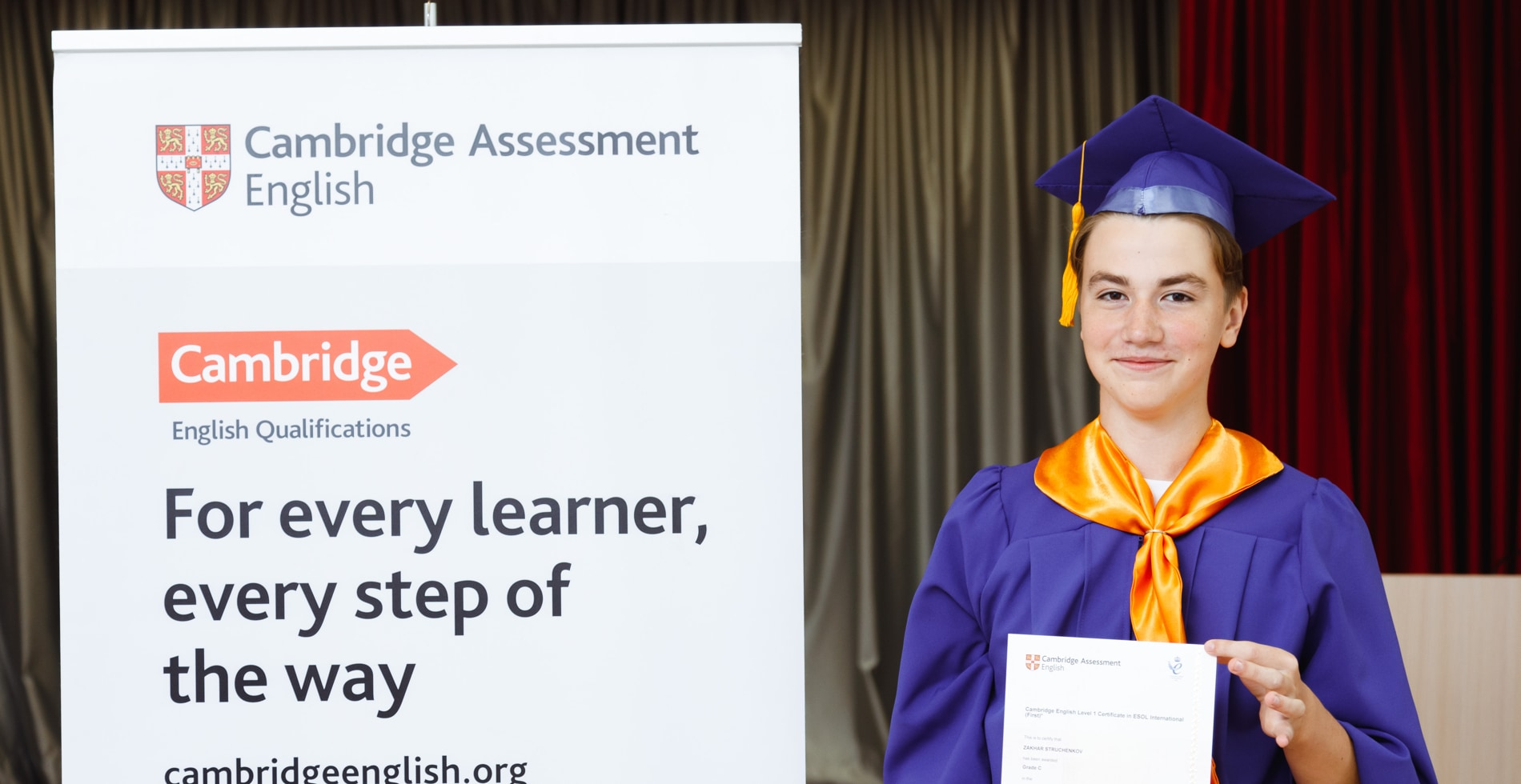 Кембриджские сертификаты в ILA Aspect